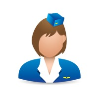 Air-hostess