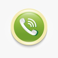 Answer call icon