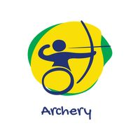 Archery for athletes with disabilities