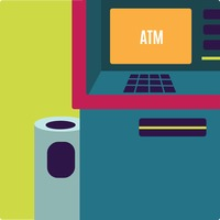 atm card machine
