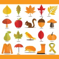 Autumn themed vectors