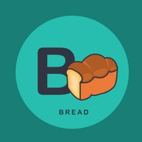 B for bread