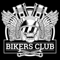 Bikers club design