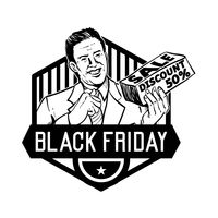 Black friday design
