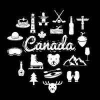 Canada icons pack