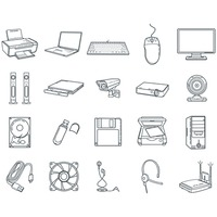 Collection of computer devices