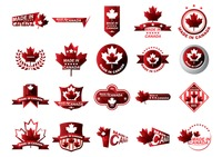 Collection of made in canada design