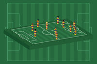 Colombia team formation