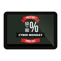 Cyber monday tablet