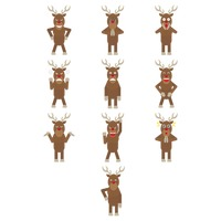 Deer expressions