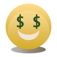character characters cartoon dollar sign face faces dollar