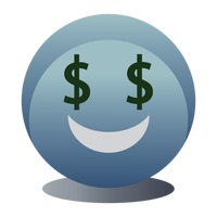 character characters cartoon dollar sign face faces dollar