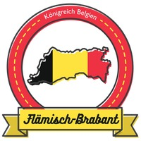 Flamisch-brabant map label