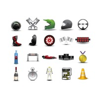 Formula one racing collection