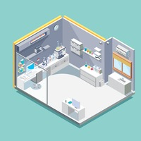 Isometric laboratory