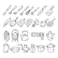 Kitchen set collection