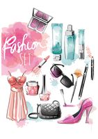 Ladies fashion set
