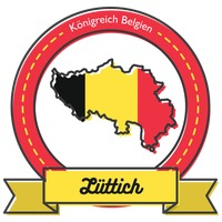 Liittich map label