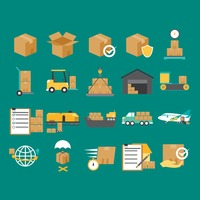 Logistic and delivery concept