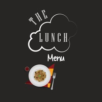 Lunch menu design