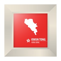 Map of kwun tong