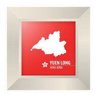 Map of yuen long