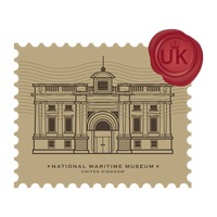 National maritime museum postage stamp