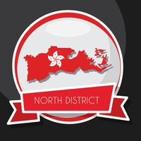 North district map