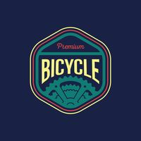 Ride bicycle label
