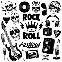 Rock and roll festival wallpaper