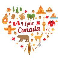 Canada Canadian Canadians North America North American ...