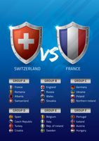 Switzerland vs france