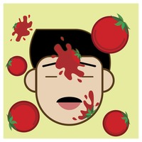 La Tomatina Cliparts