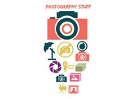 Various objects in photography
