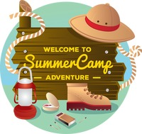 Welcome to summer camp adventure