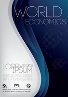 World economics poster