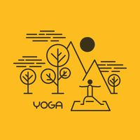 Yoga wallpaper