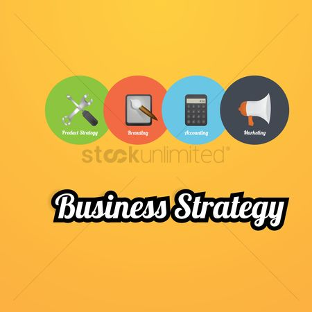 Infographic : Business strategy