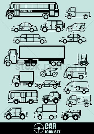 School : Collection of vehicles