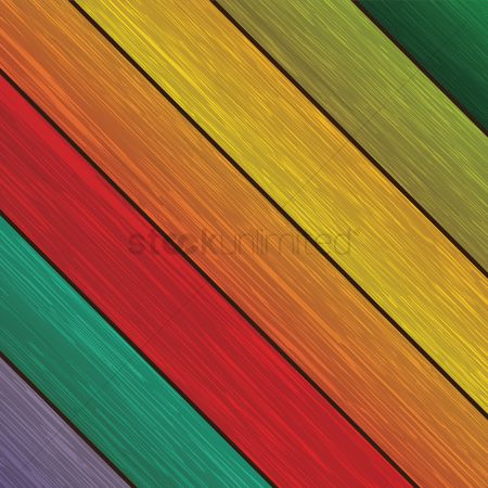 Background : Colorful wood texture background
