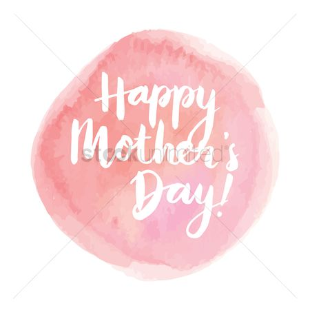 Celebration : Happy mothers day