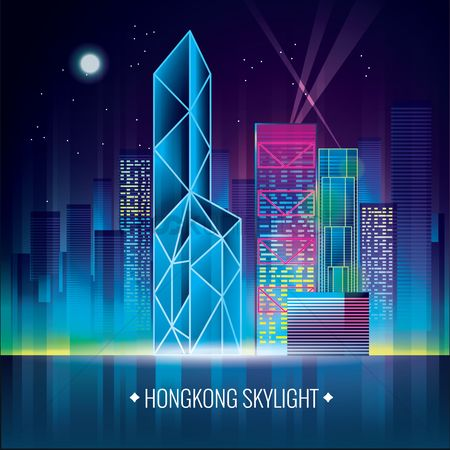 Star : Hong kong skylight