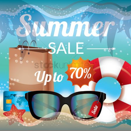 Shopping : Summer sale