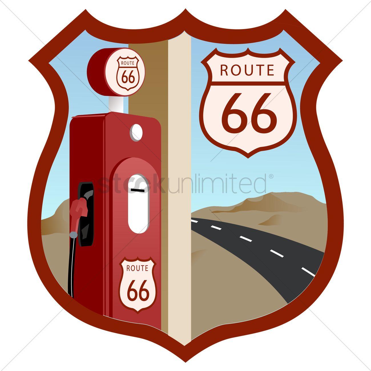us route 66 vector image 1571128 stockunlimited route 66 clip art free route 66 clip art pics