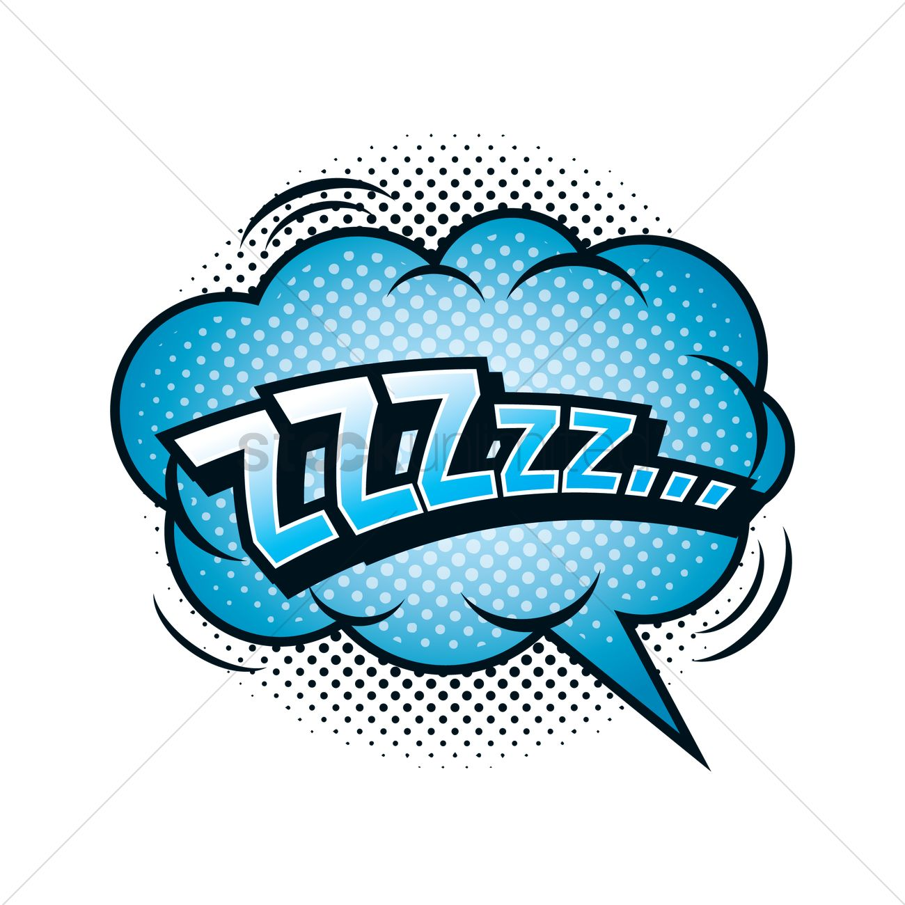 zzz comic speech bubble vector image 1711048 text bubble vector image text chat bubble vector
