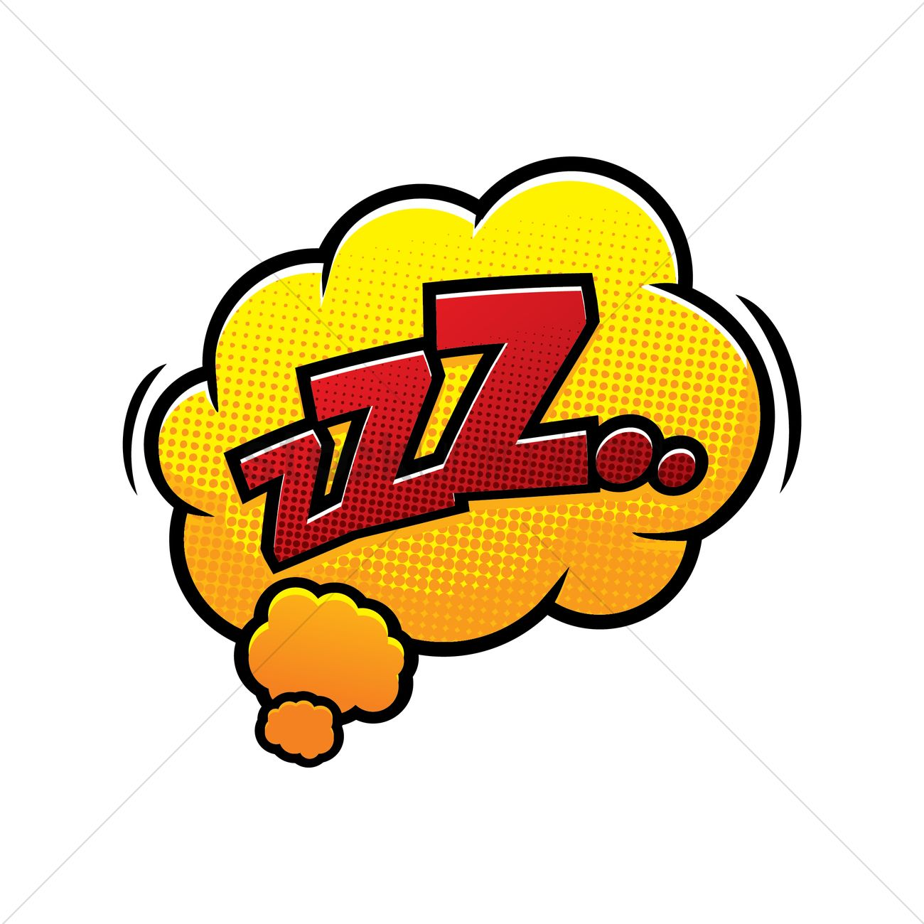 zzz comic speech vector image 1825080 stockunlimited clip art sleeping in bed clip art sleeping in bed