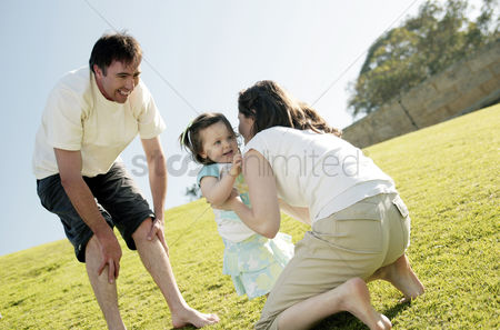 Park Outdoor : Family in the park