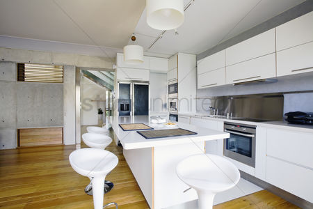 Interior : Modern kitchen