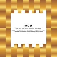 Popular : Abstract golden background