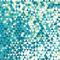 Popular : Abstract triangle background